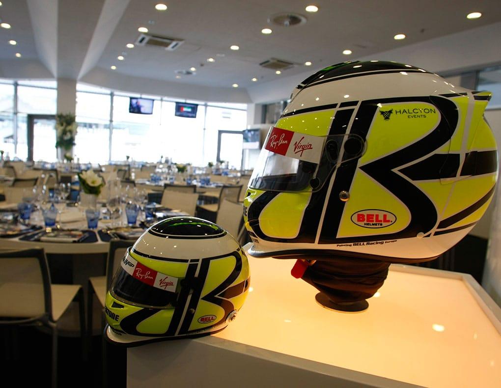Jenson Button / Halcyon