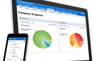 Quickbooks integration and easy data import and export