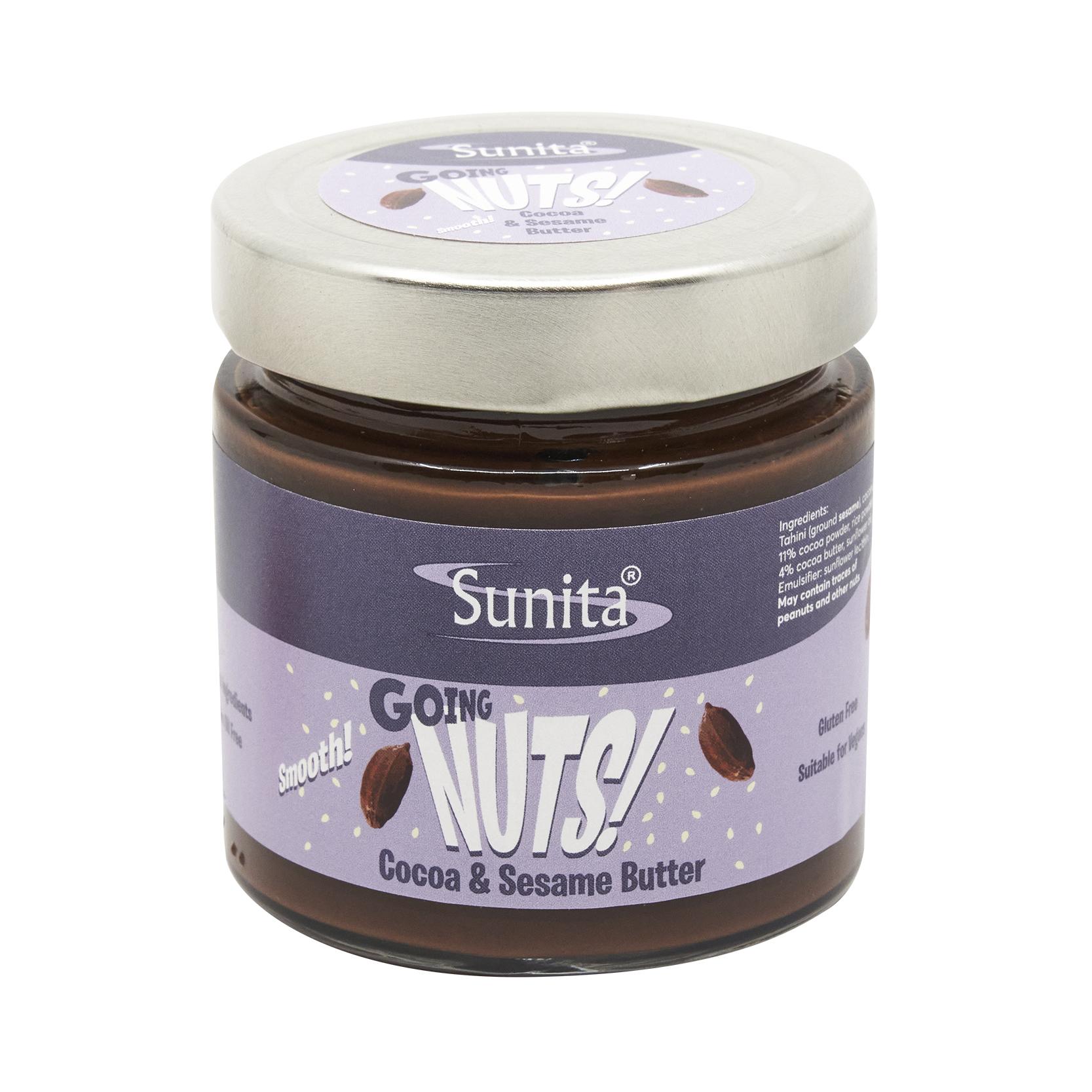 Sunita Fine Foods Organic Light Tahini