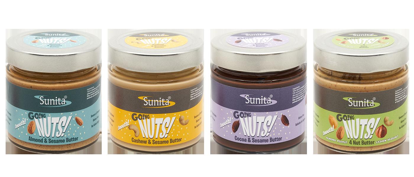 Sunita Fine Foods Range of Organic Tahini