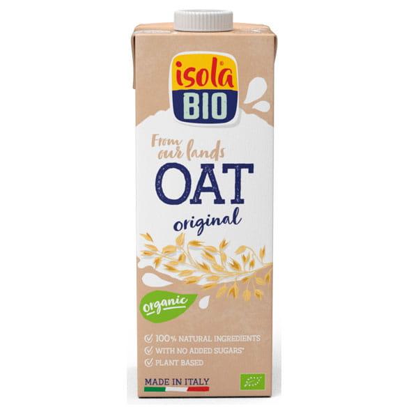 Isola Bio Organic Oat Drink Premium 1 ltr