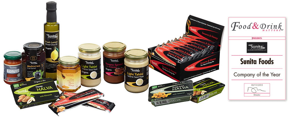 Sunita Fine Foods Range of Products