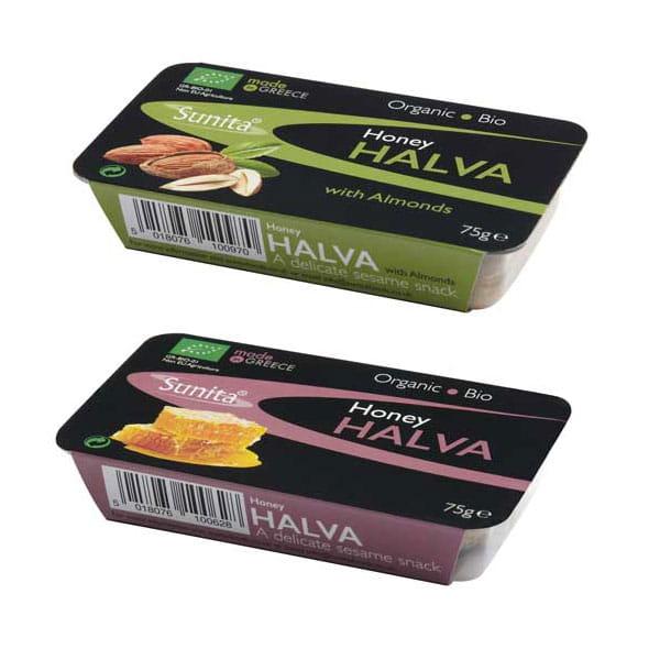 Sunita Fine Foods Range of Halvas