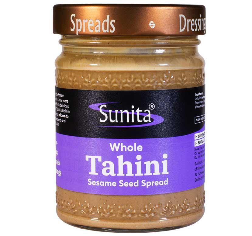 Sunita Fine Foods Whole Tahini