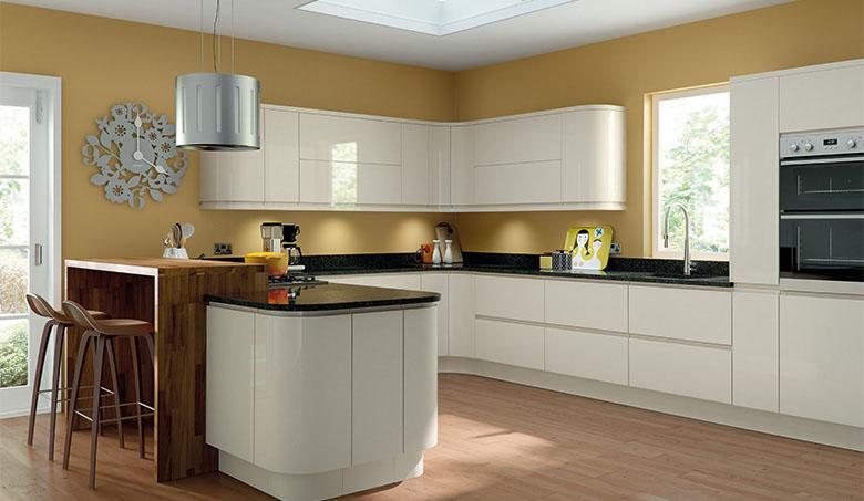 Pronto Gloss Cream Lacarre Kitchen