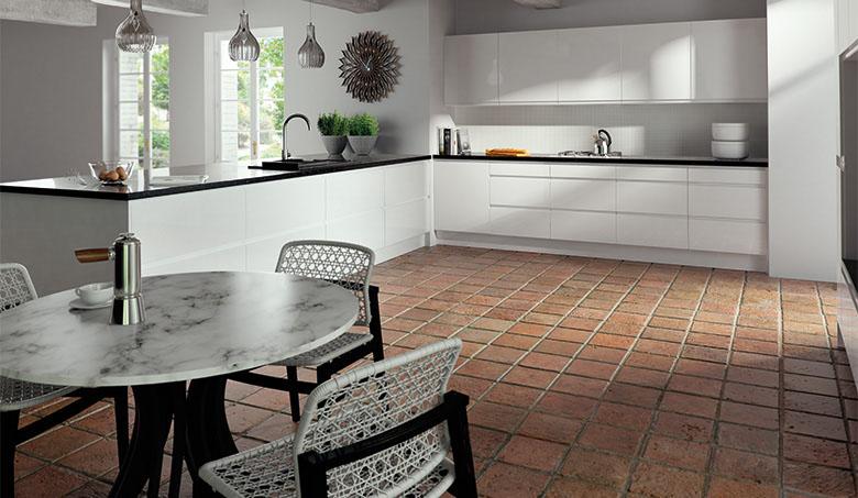 Pronto Gloss White Lacarre Kitchen