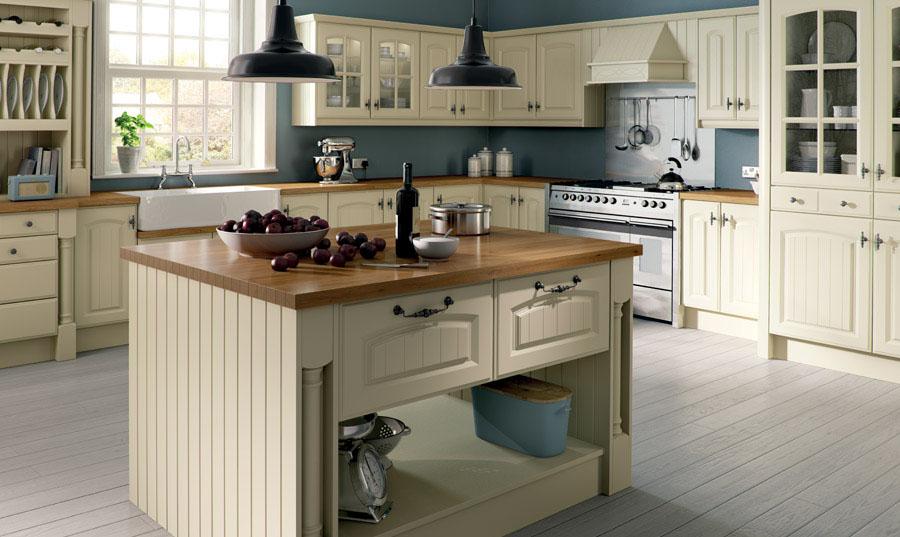 Bella Ivory Westbury Kitchen