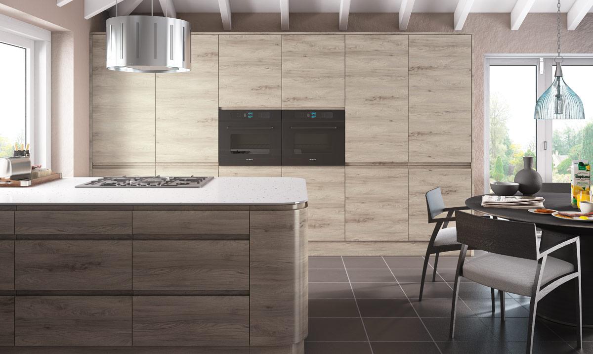 Pronto Stone Elm Malton Kitchen
