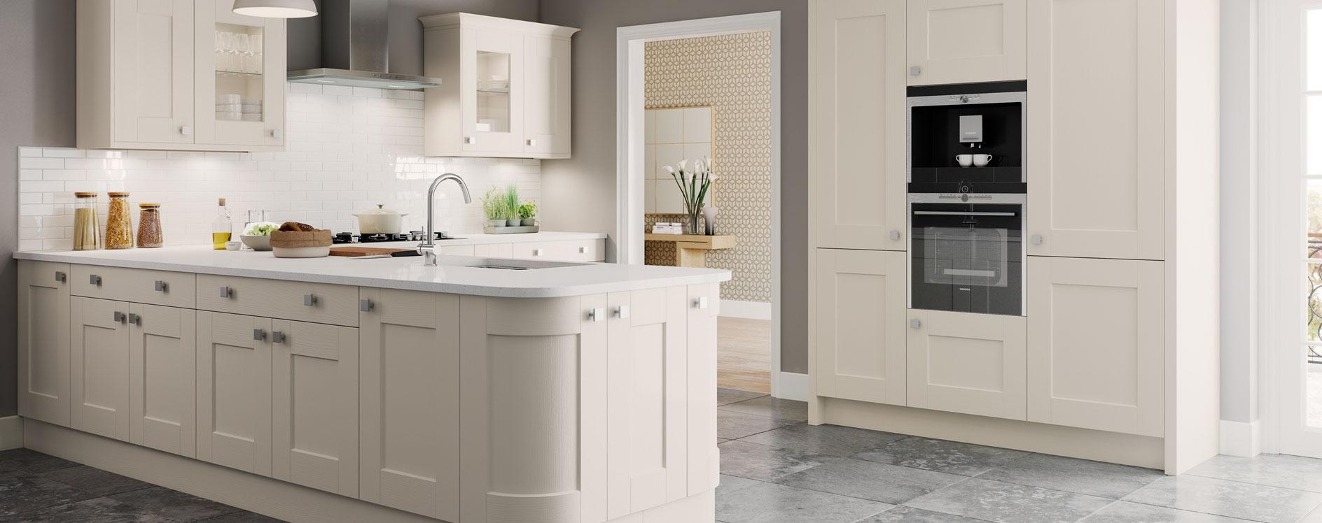 Burbidge Marlow Painted Kitchen