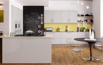 Multiwood Haddington - Grey Kitchen