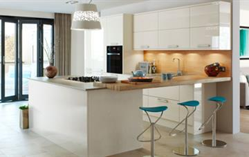 Multiwood Hameldown - Cream Kitchen