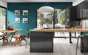 Multiwood Welford - Graphite Kitchen