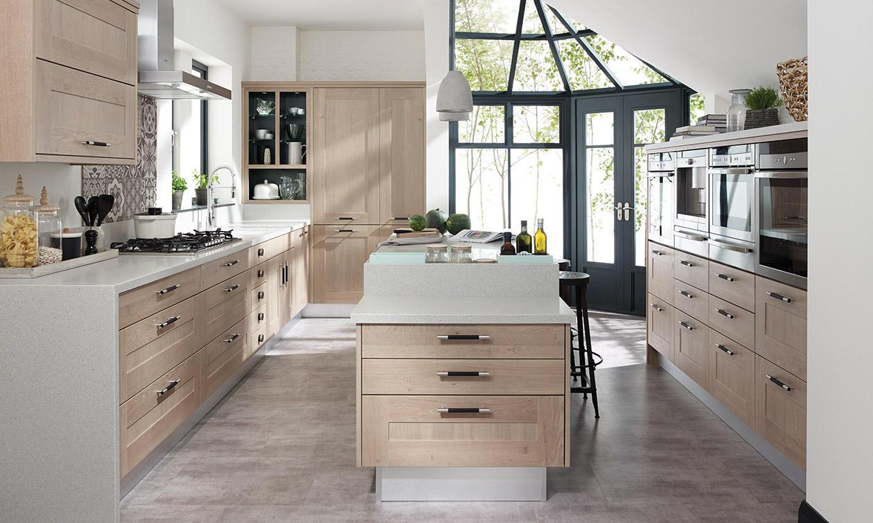 Second Nature Broadoak Rye Kitchen