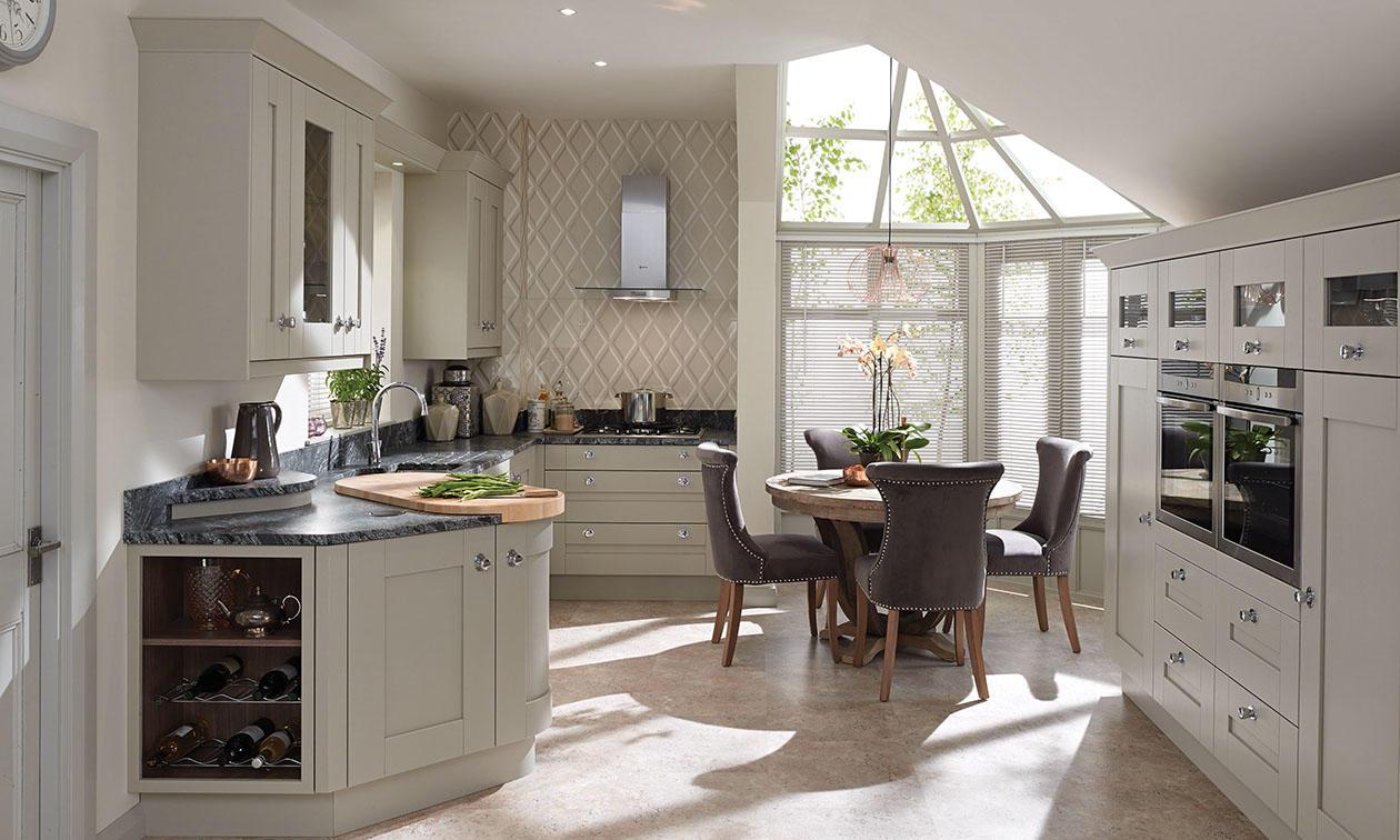 Second Nature Milbourne Stone Kitchen