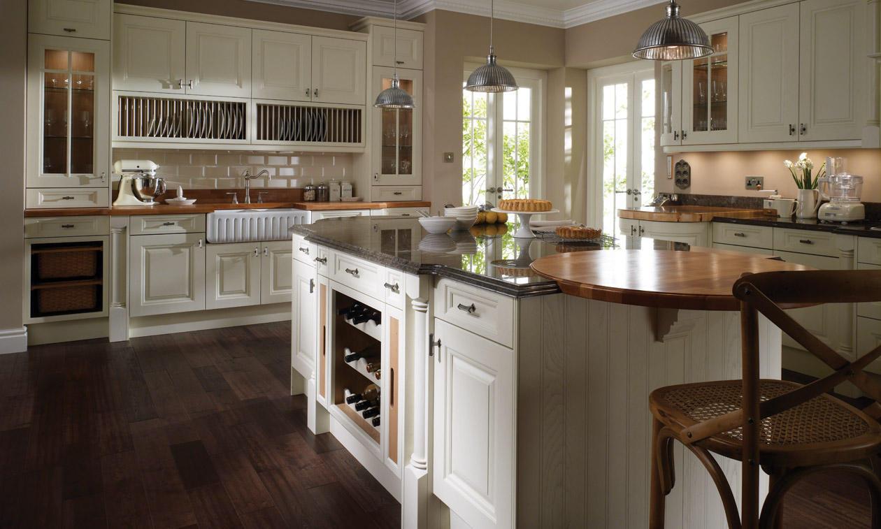 Second Nature Cornell Classic Kitchen