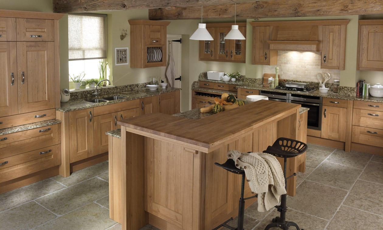 Second Nature Lyndon Kitchen