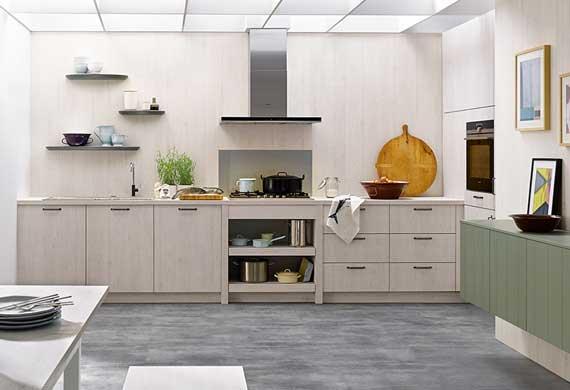 Schuller Bari Kitchen