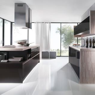 Schuller Murano Kitchen