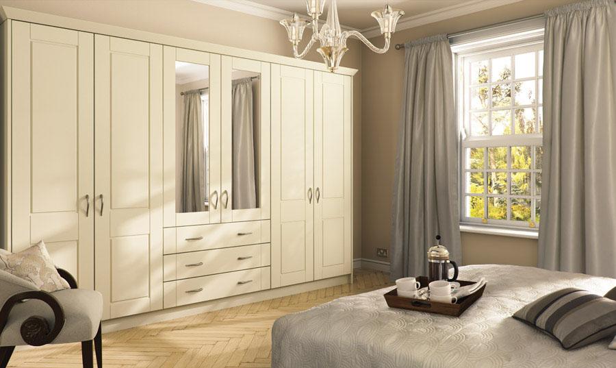 Bella Alabaster Surrey Bedroom