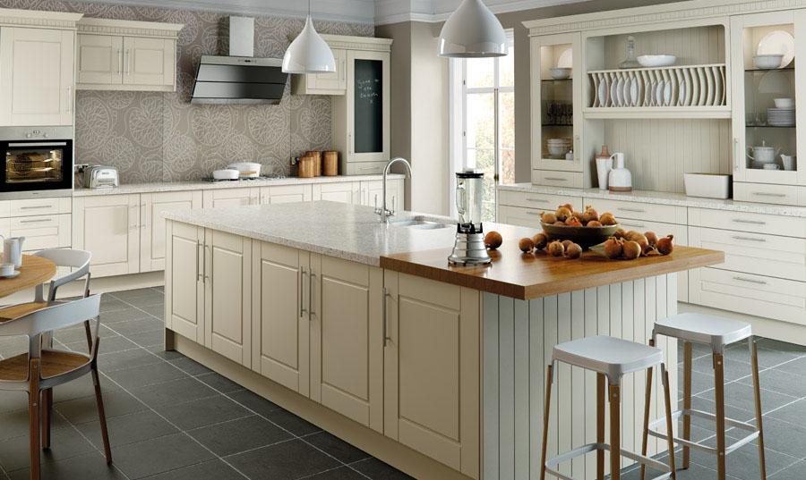 Bella Alabaster Surrey Kitchen
