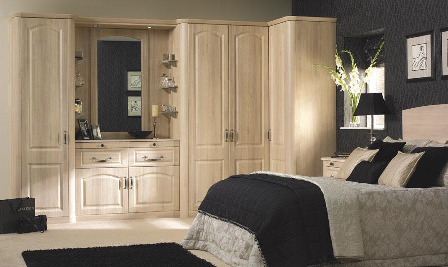 Bella Moldau Acacia Canterbury Bedroom
