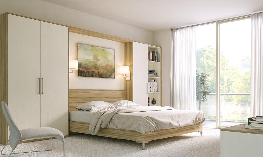 Valore Alabaster and Coco Bolo Bedroom