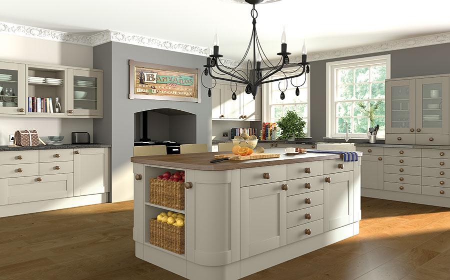 Pronto Oakgrain Mussel Wilton Kitchen