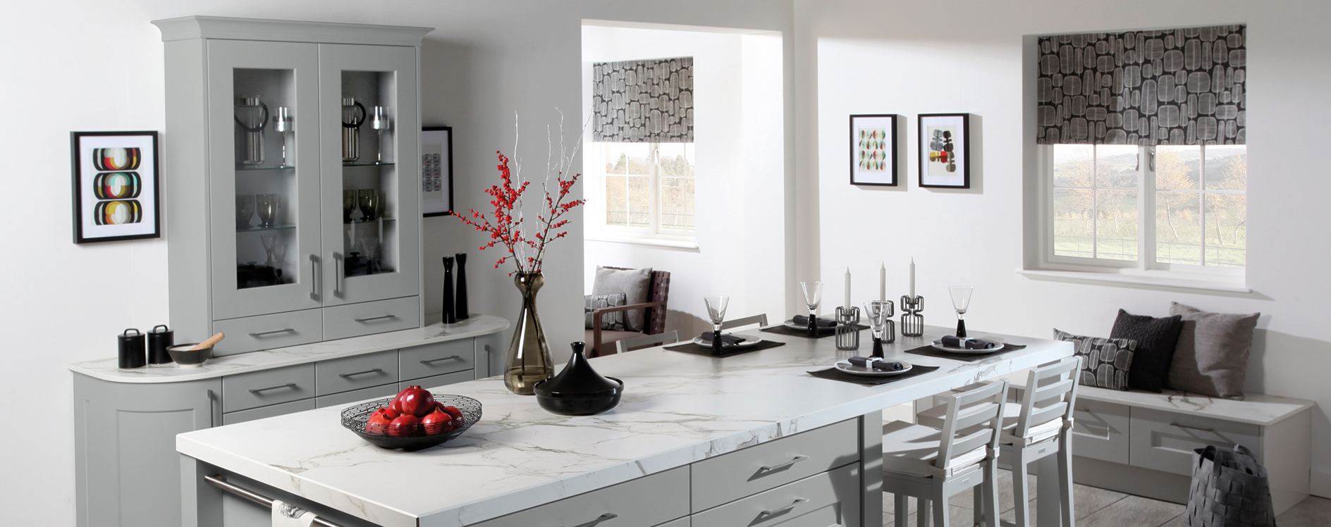 Burbidge Burbidge Stowe Painted Kitchen Kitchen