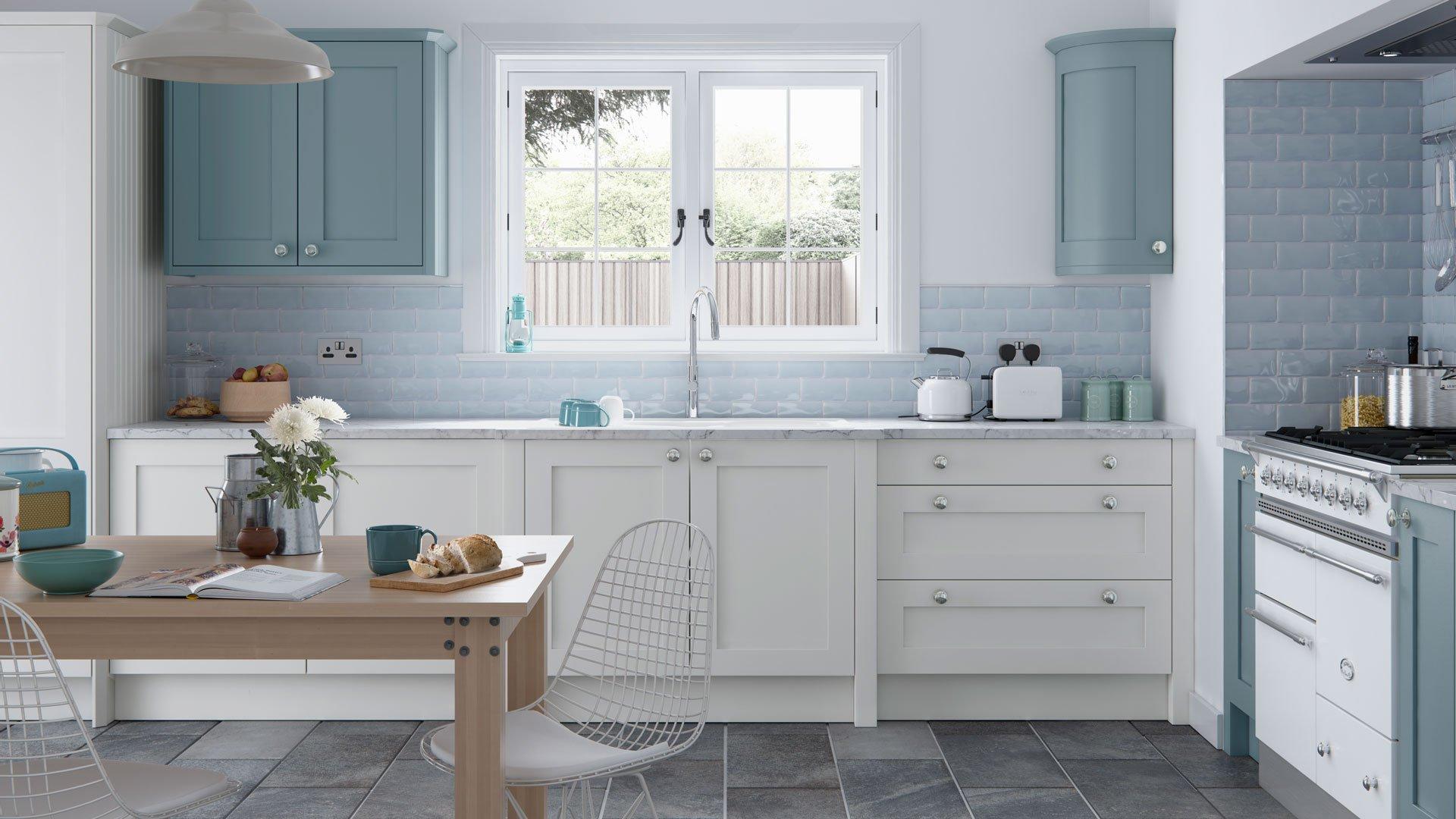 Multiwood Farringdon Shaker Kitchen