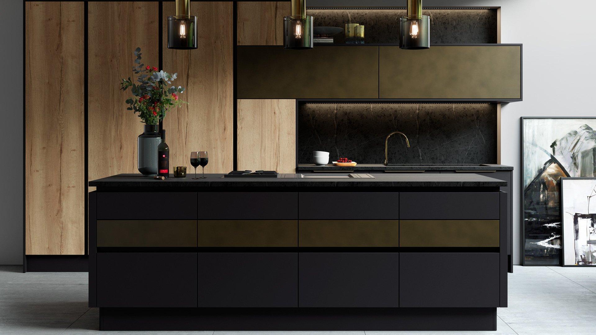 Multiwood Cosdon Kitchen