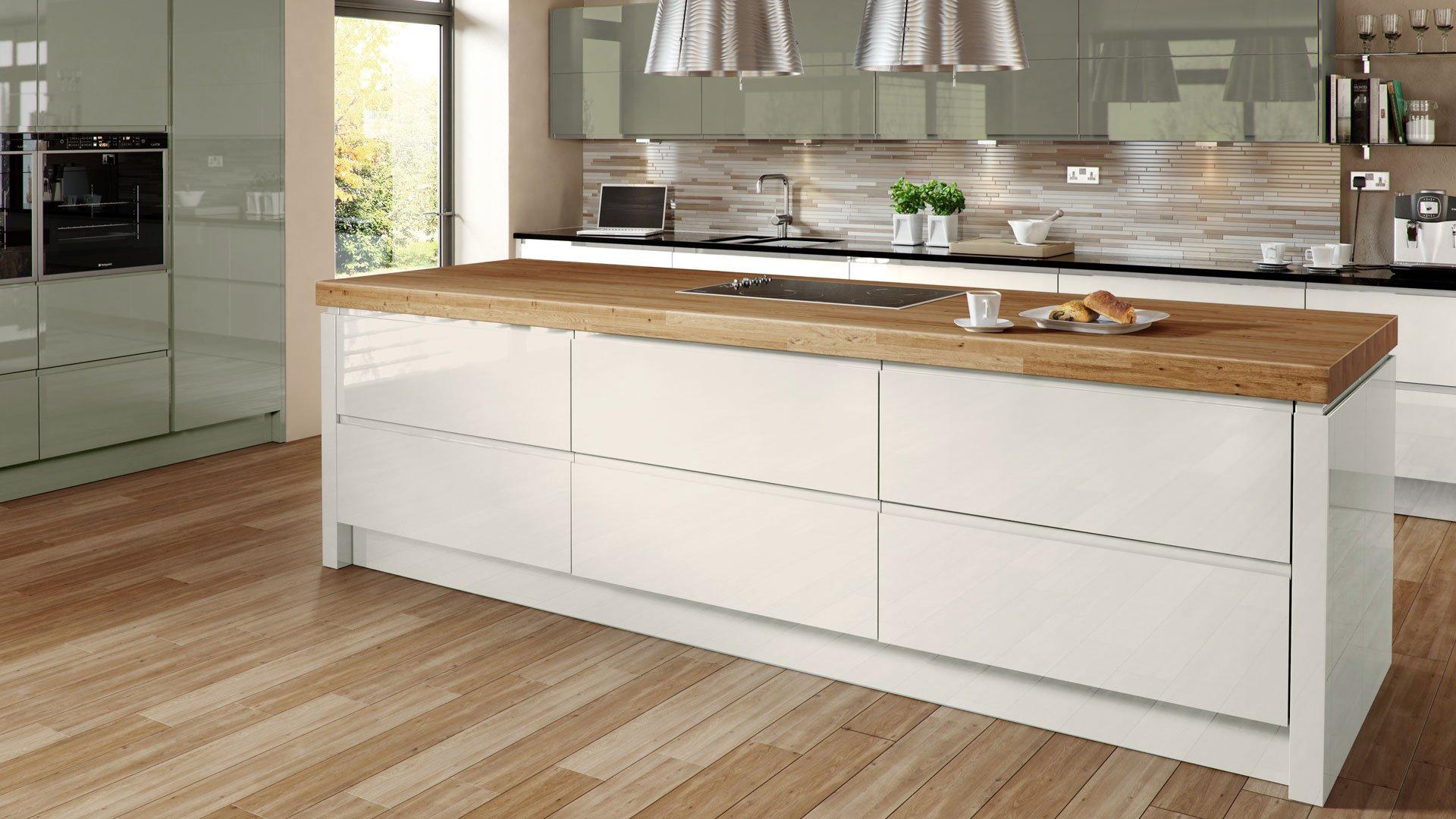 Multiwood Welford - Cream & Willow Kitchen