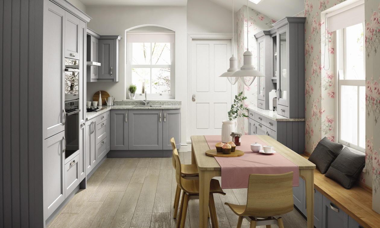 Second Nature Mornington Beaded Kitchen