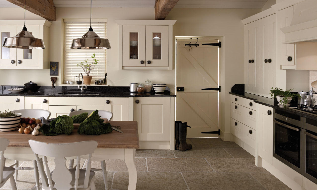 Second Nature Langham Alabaster Kitchen