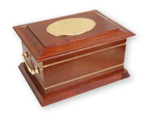 Image of our Urns and Caskets range
