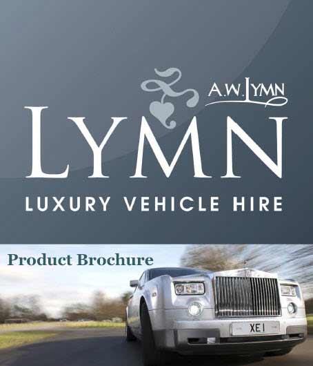 Luxury Vehicles Brochure