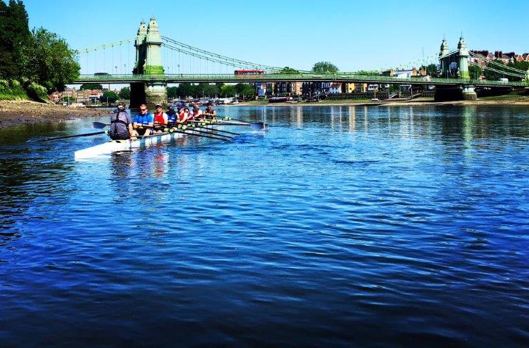 Corporate Rowing Days