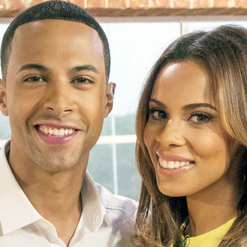 Marvin and Rochelle Humes - Testimonial