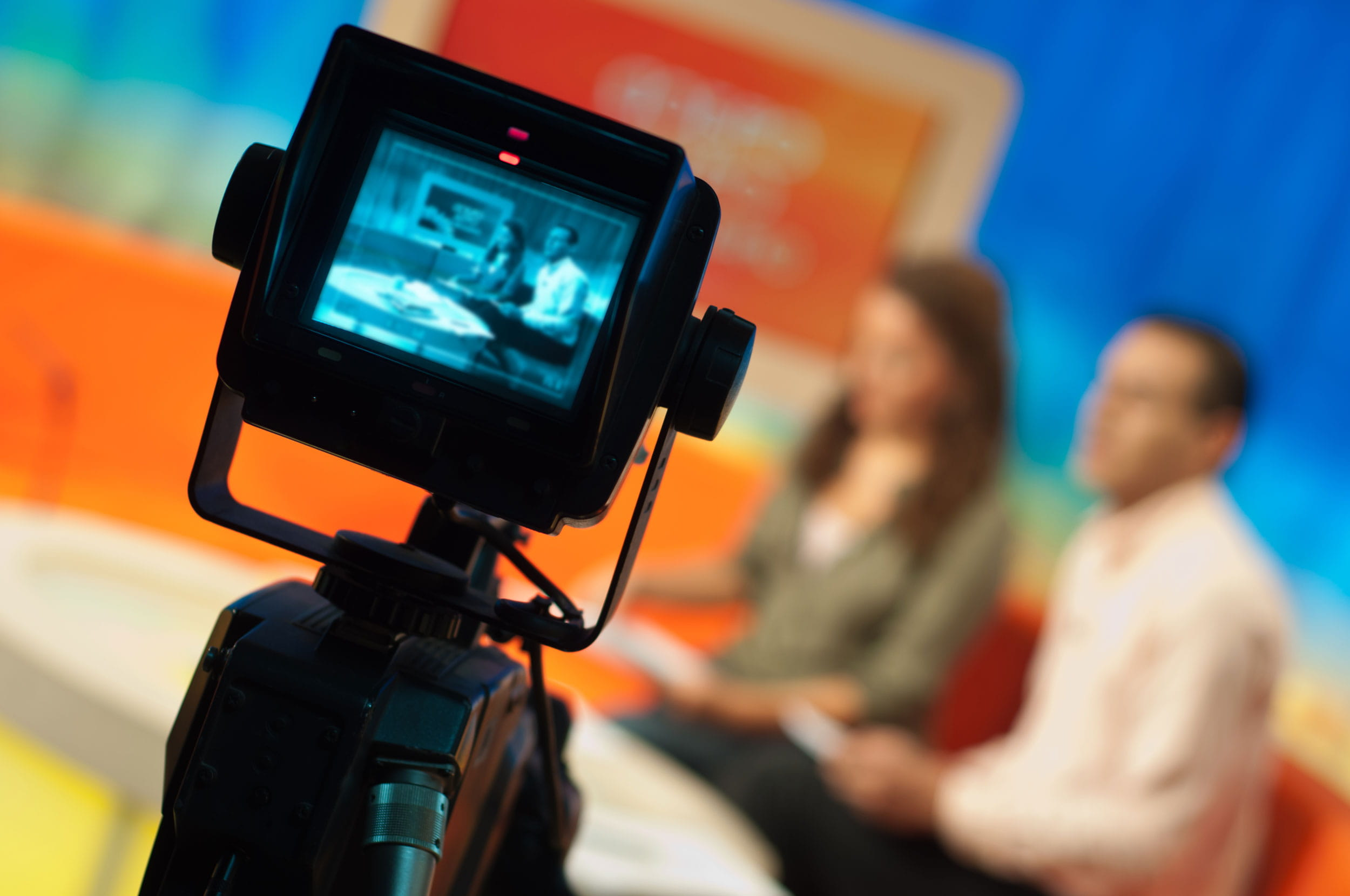 How To Find Work As A TV Presenter