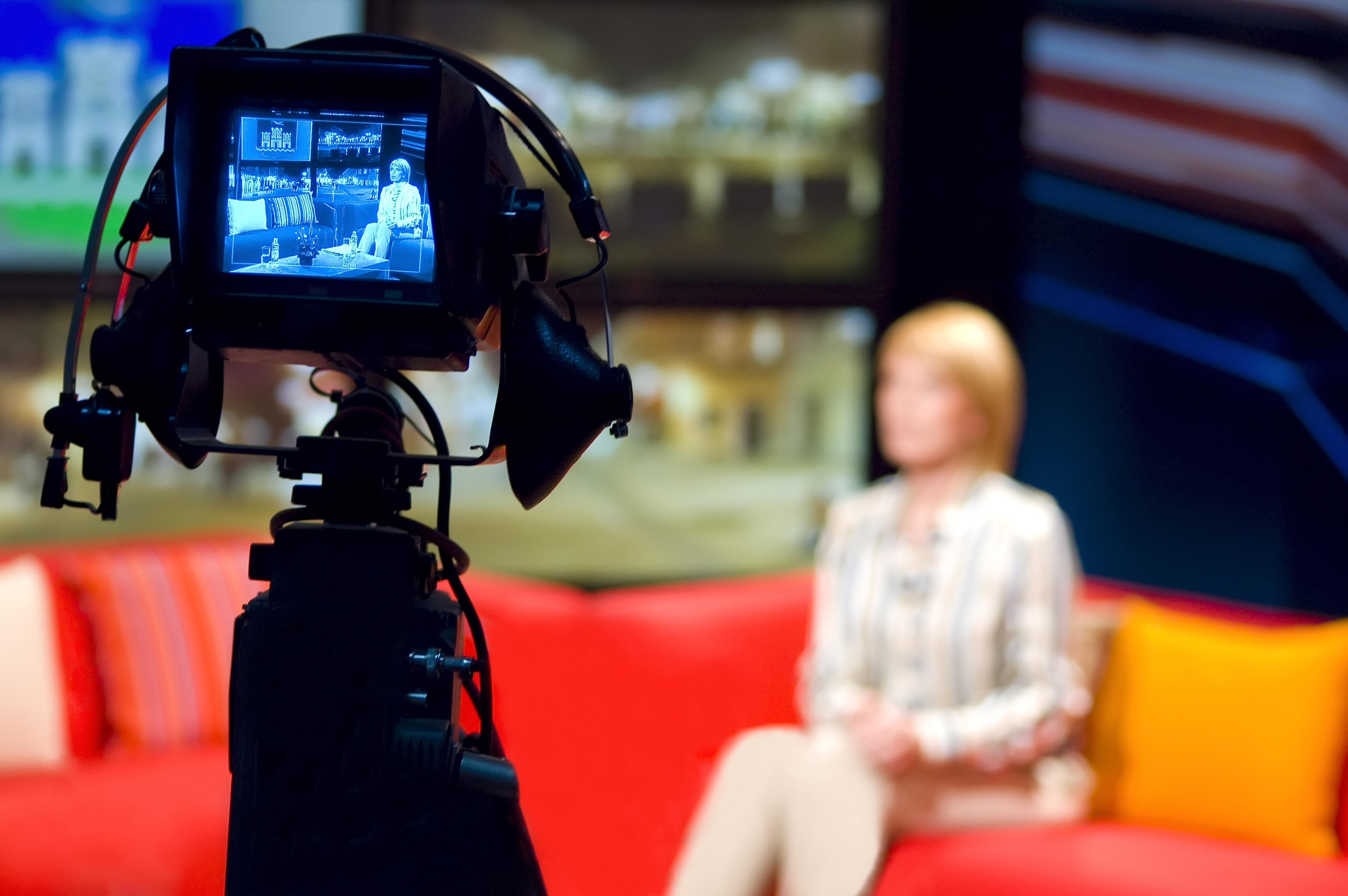 TV Presenting - The Basics