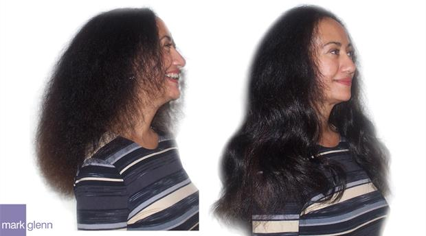 HE024 - Taming the Untameable - Hair Extensions London
