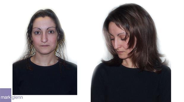 HE027 - Super Body Boost Hair Extension Transformation - Mark Glenn, London