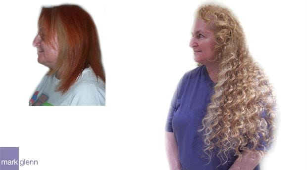 HE029 - Fantasy Sci-Fi (Two Looks) Hair Extensions