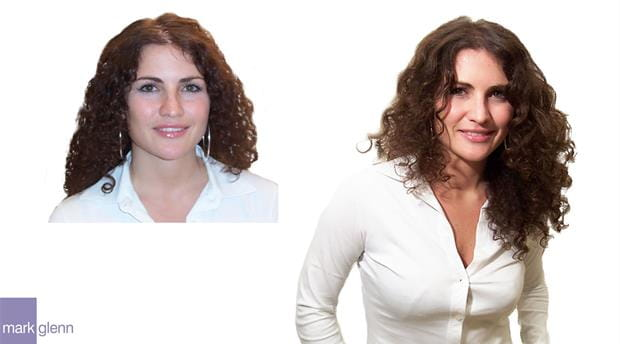 HL018 - Hormonal Alopecia - Hair Extensions Solution - Mark Glenn, London