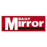 Daily Mirror - Mark Glenn Hair Extensions Review - London