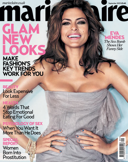 Marie Claire recommends The Kinsey System at Mark Glenn for hair loss