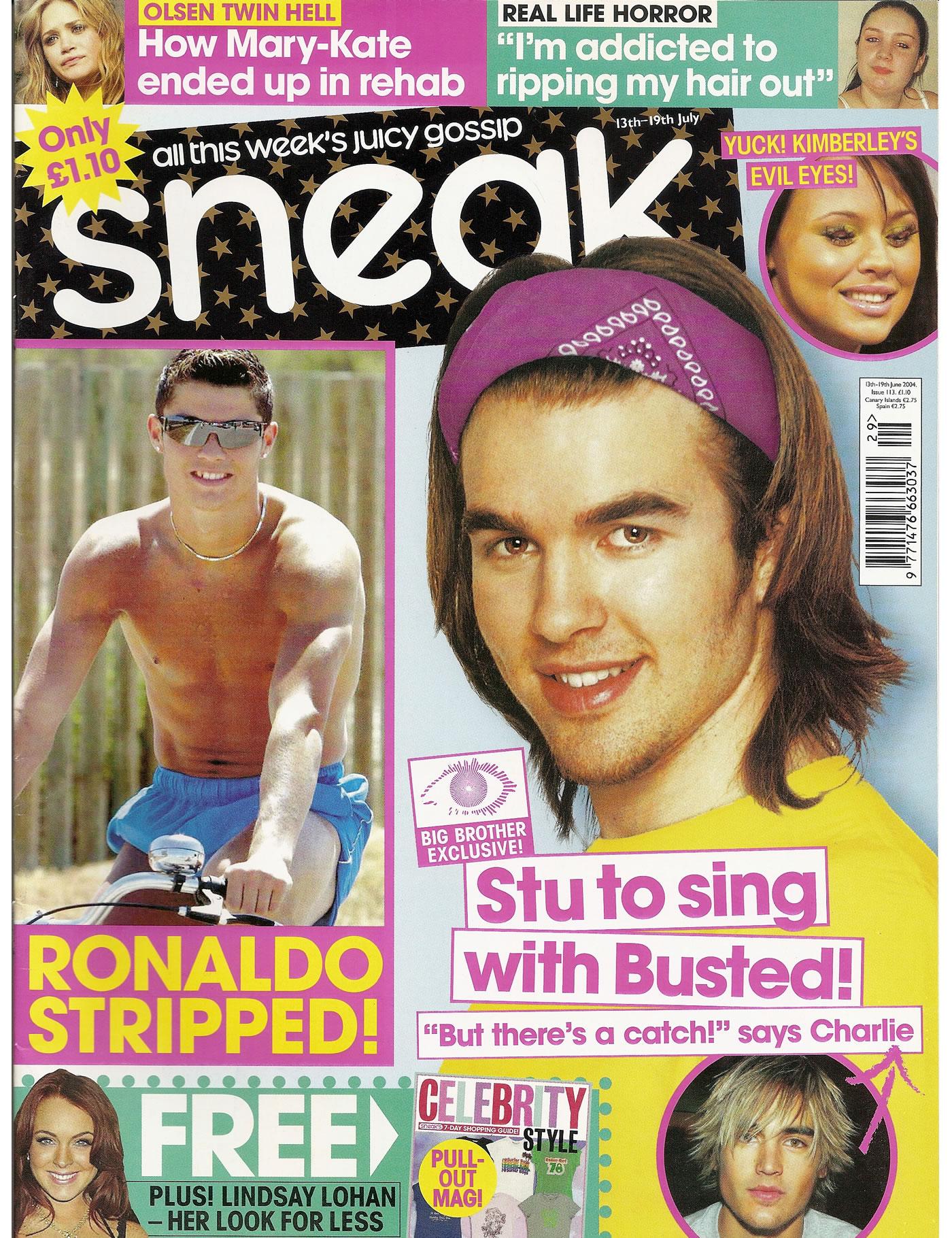 Sneak Magazine