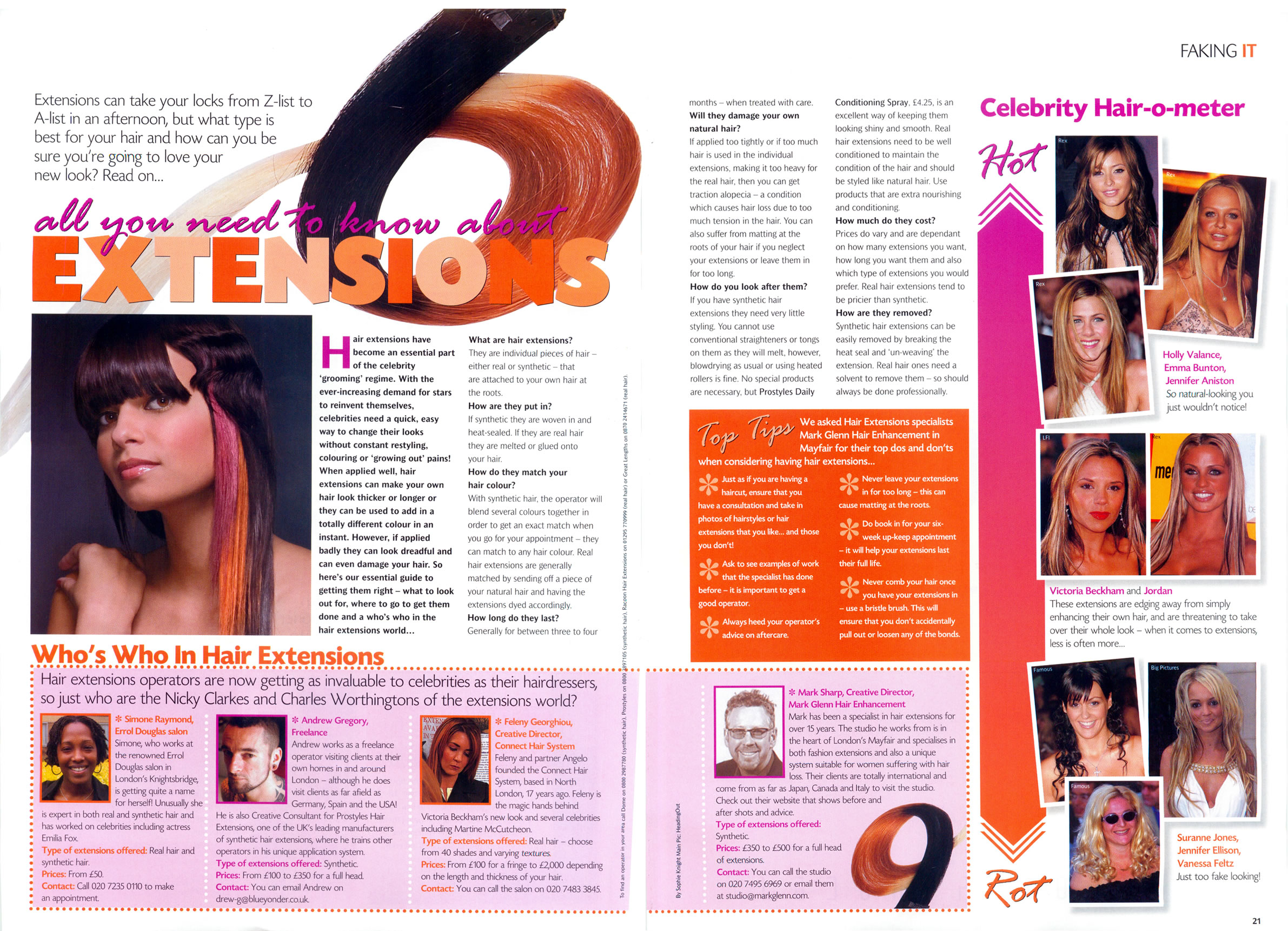 'All You Need To Know About Hair Extensions' - Hair Flair