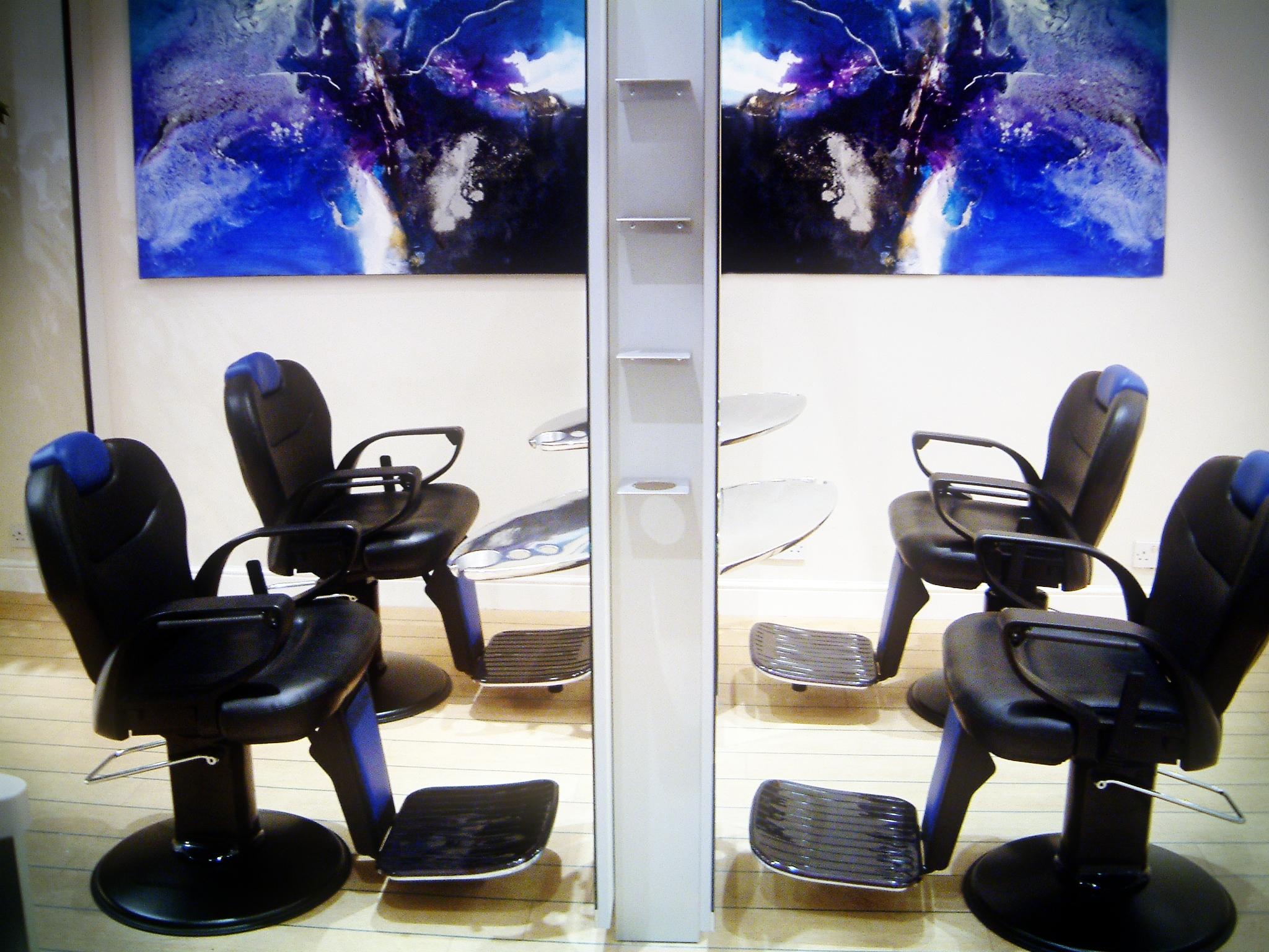 Mark Glenn Hair Enhancement - interior
