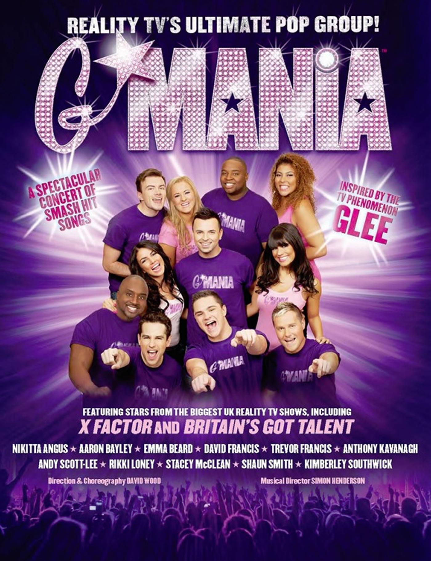 'Glee' Tour cast get hair extensions at Mark Glenn