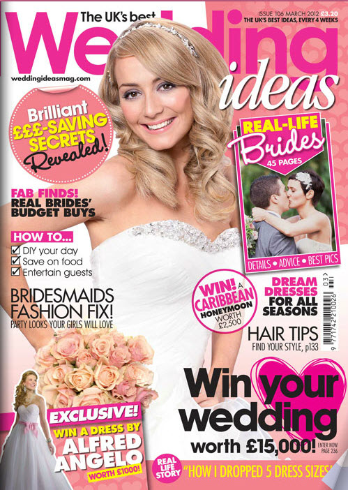 From bleached to beautiful - and Wedding Ideas readers can win Mark Glenn hair extensions